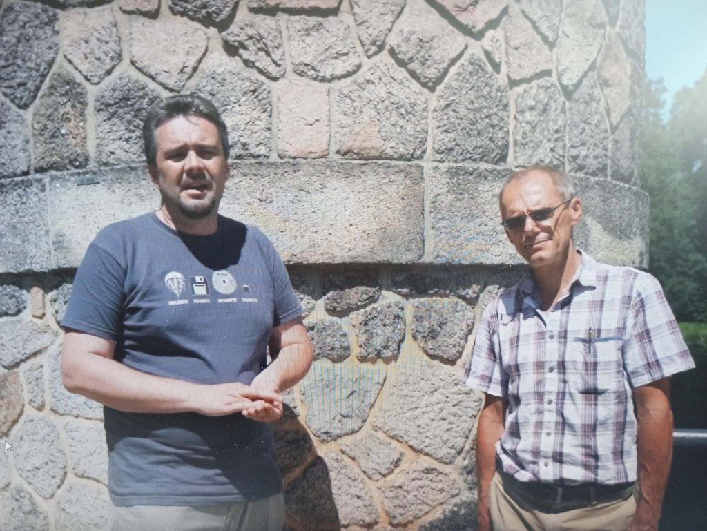 Liberecká geostezka – autoři