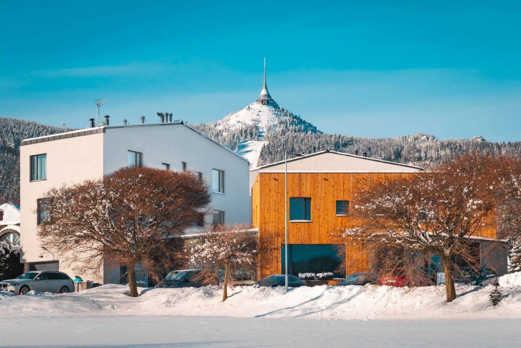 Hotel Fénix Liberec, realizace 2020