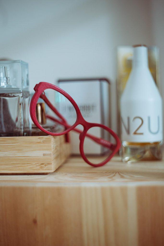 Brýlové obruby z 3D tiskárny