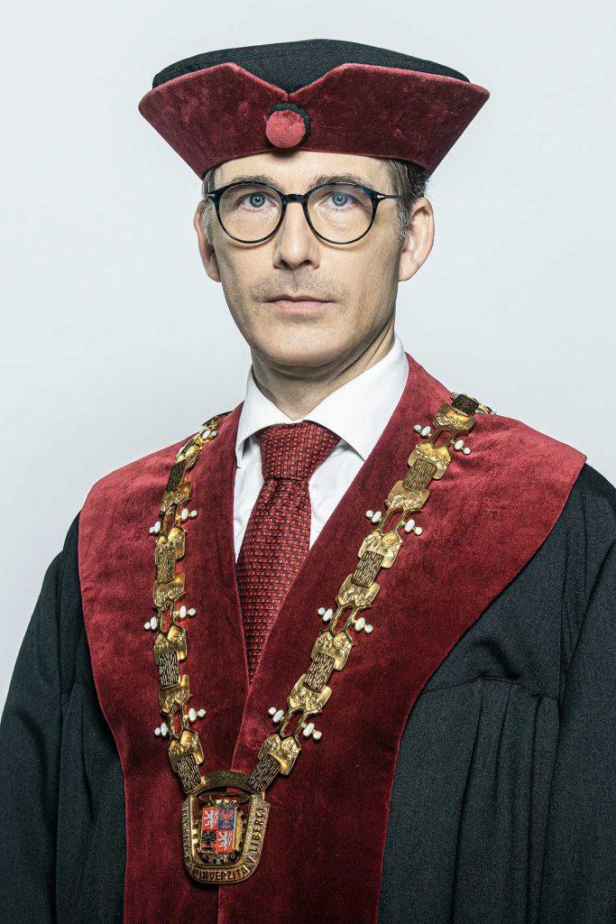prof. Ing. Pavel Mokrý, Ph.D.