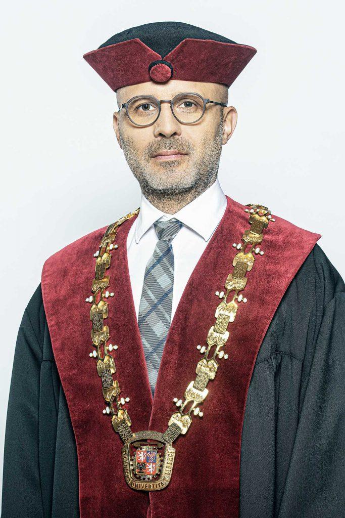 Ing. arch. Radek Suchánek, Ph.D.